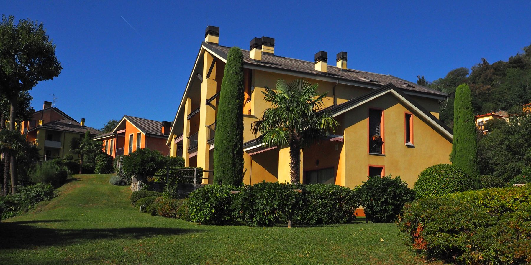 Wohnung zu kaufen in Ghiffa  in Villa Ada