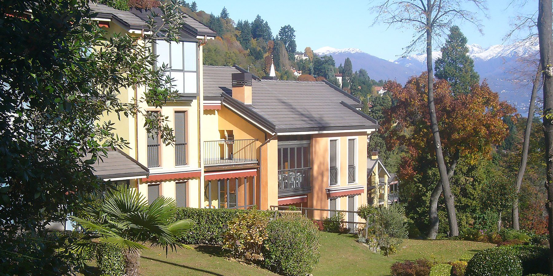 Seeblick Wohnung zu kaufen in Ghiffa