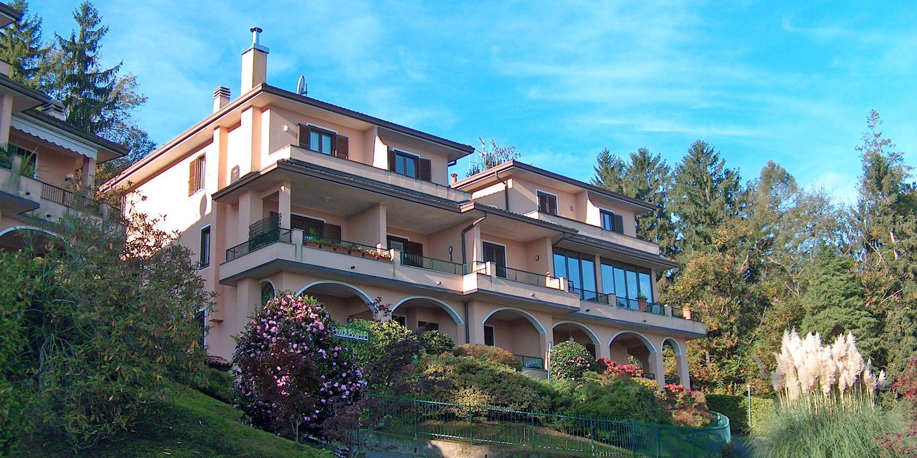 Wohnung kaufen in Stresa mit Seeblick