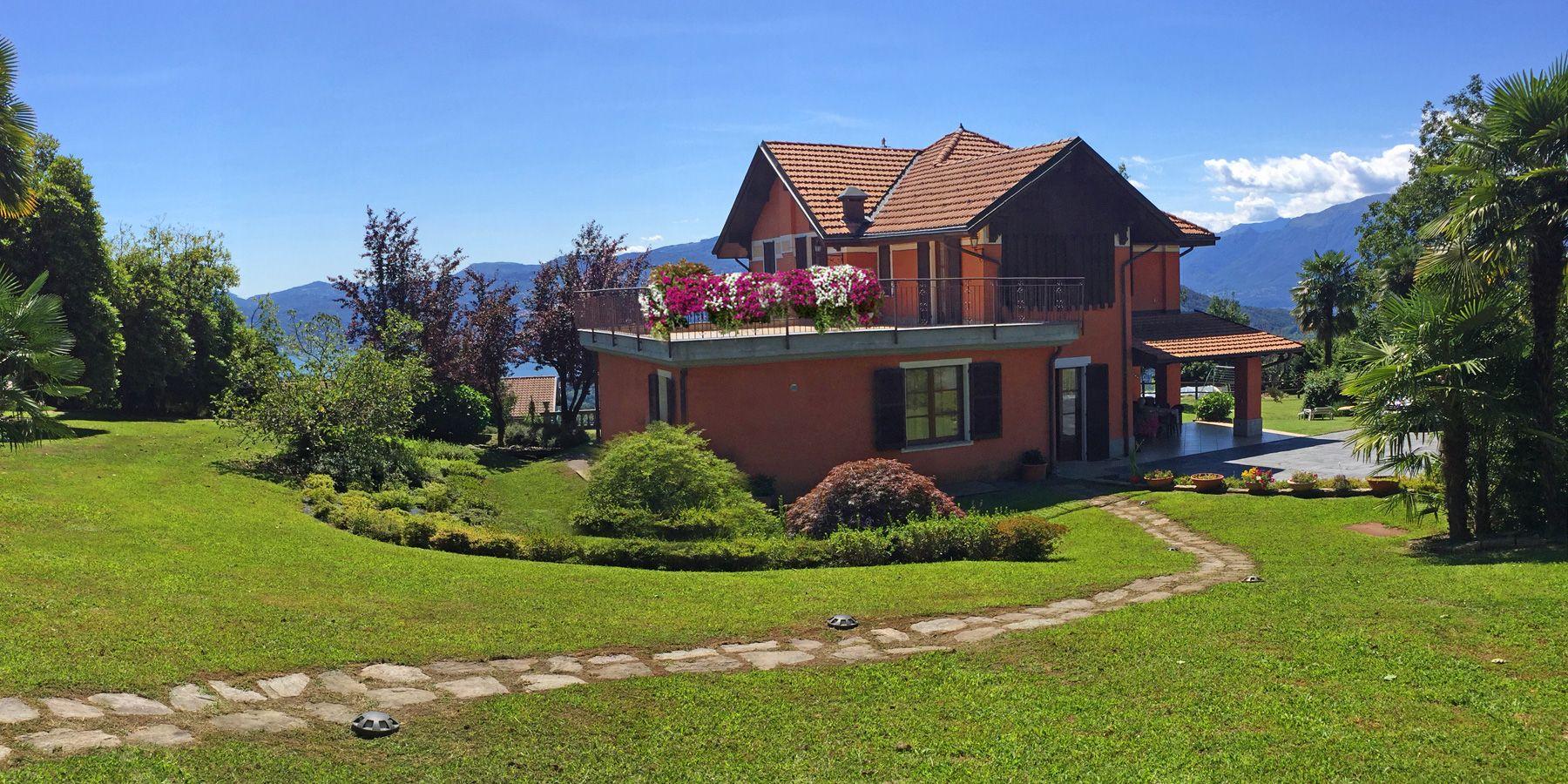 Haus am Lago Maggiore zu kaufen