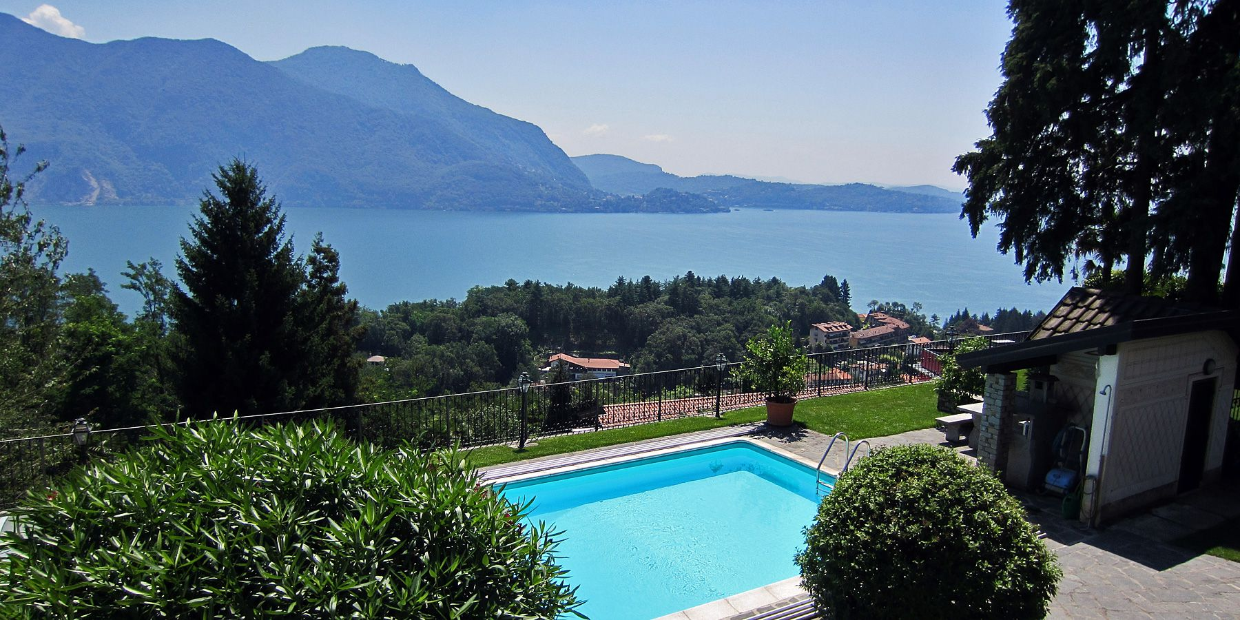 Villa zu kaufen in Ghiffa mit Pool
