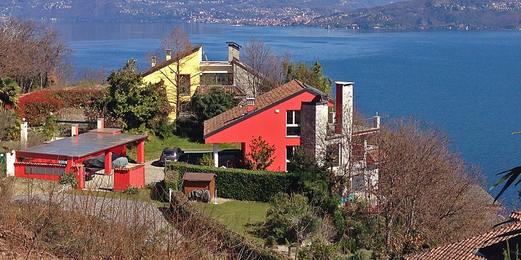 Villa kaufen in Oggebbio mit Pool