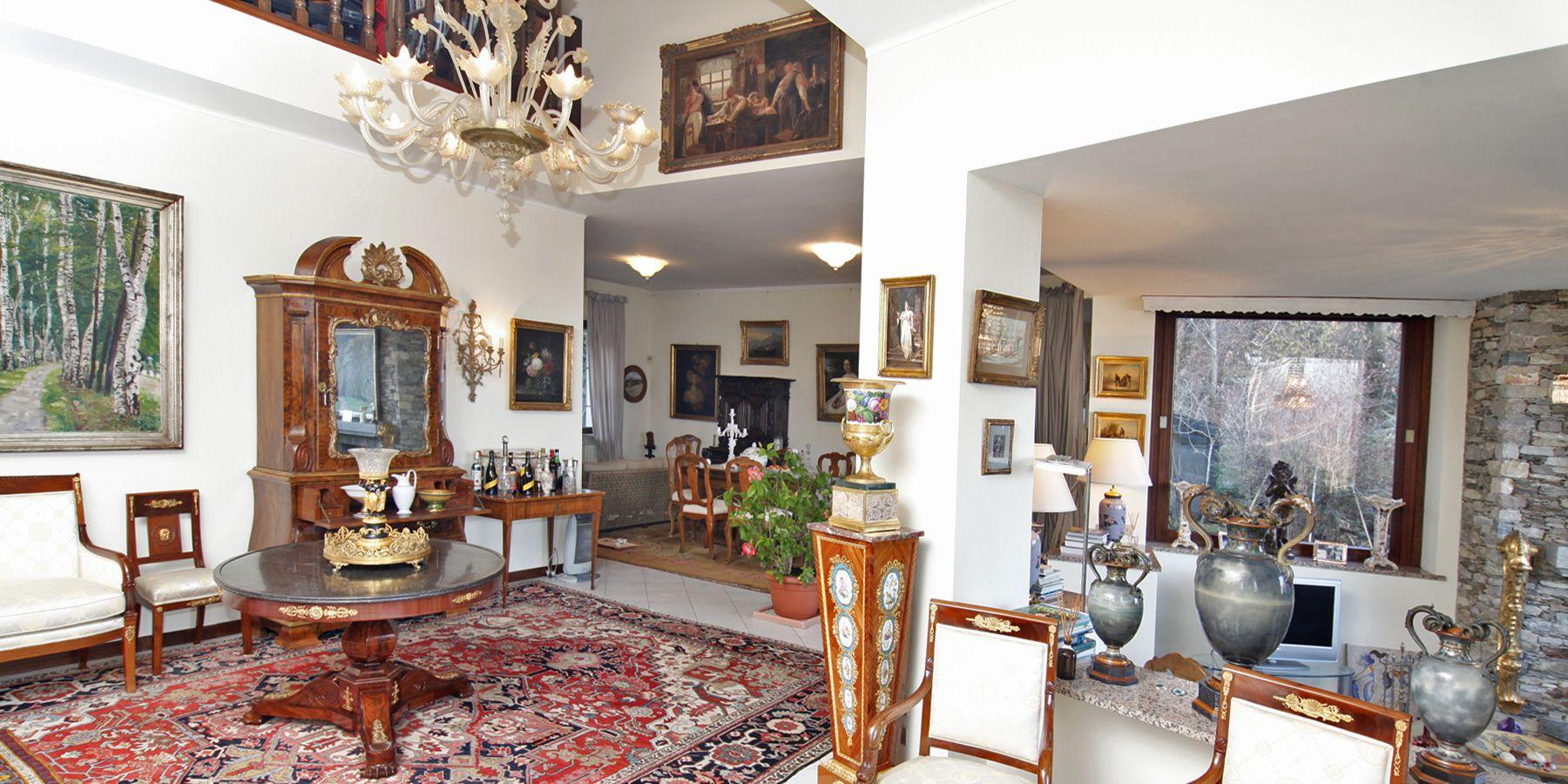 Villa in Stresa zu kaufen