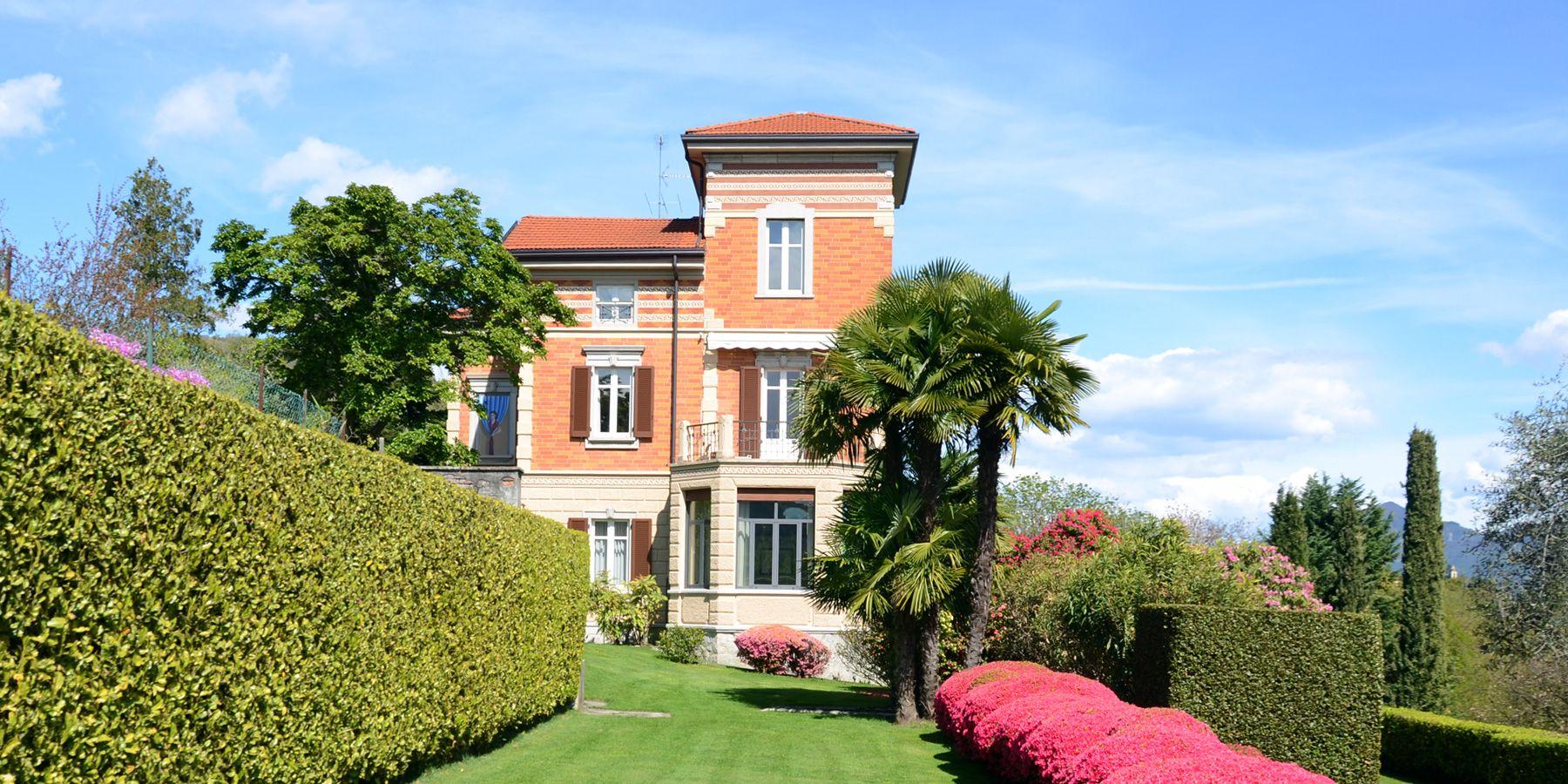 Villa am Lago Maggiore zu kaufen