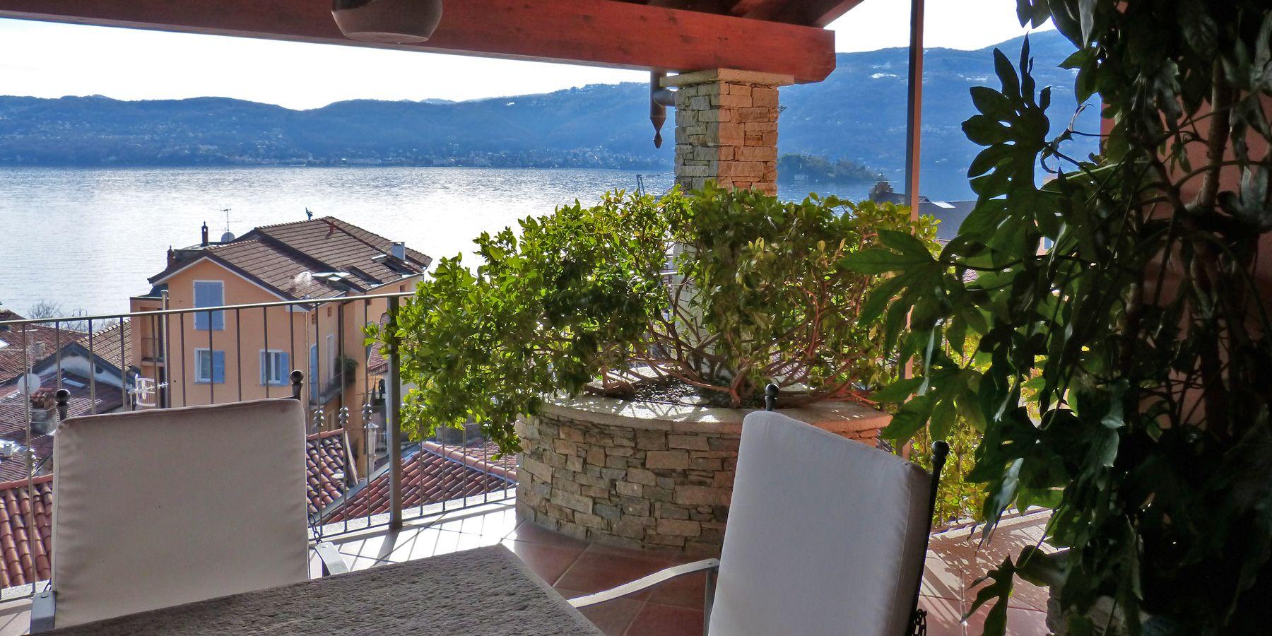 Wohnung kaufen in Verbania Pallanza mit Pool